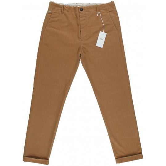 Atelier Tapered Stretched Chino Sand