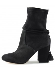Ellis Bootie Black