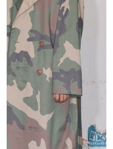 Camouflage Coat 'Ministry Of Defence'