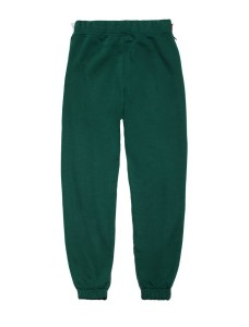 'The Wall' Women Track Pants Green