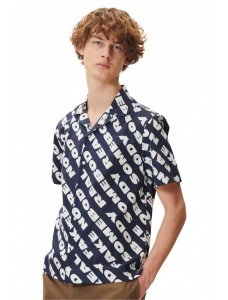 Brandon Shirt Navy