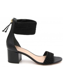 Carrie Sandal Black