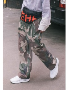 Camouflage Trousers 'Ministry Of Defence'