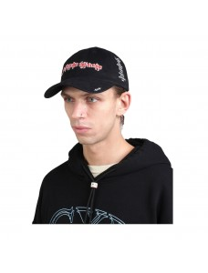 Crime X Punishment Cap 'Corrosion' Black