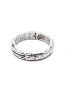 Iron Ring Faith Silver