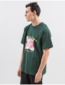 ZIQ & YONI Oversize T-Shirt  'Angel' Green