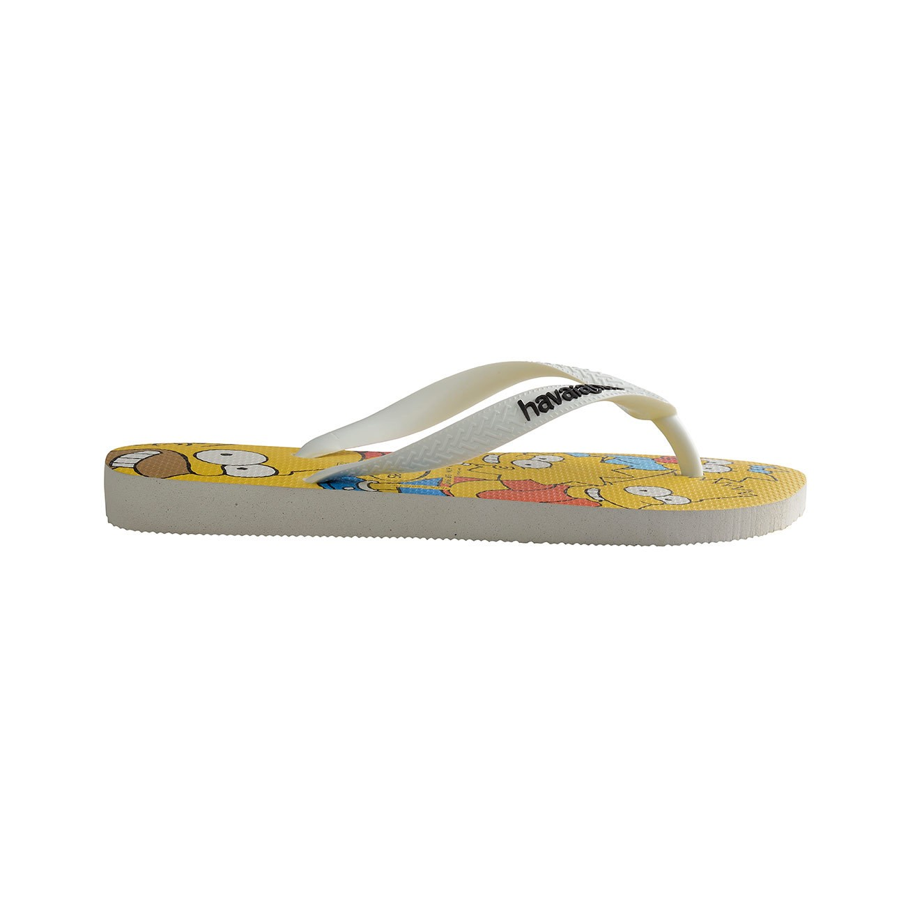 styleicone.com Zehentrenner Simpsons White