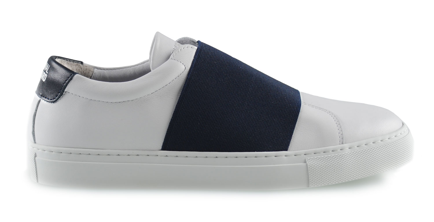 styleicone.com Low Sneaker Navy Band