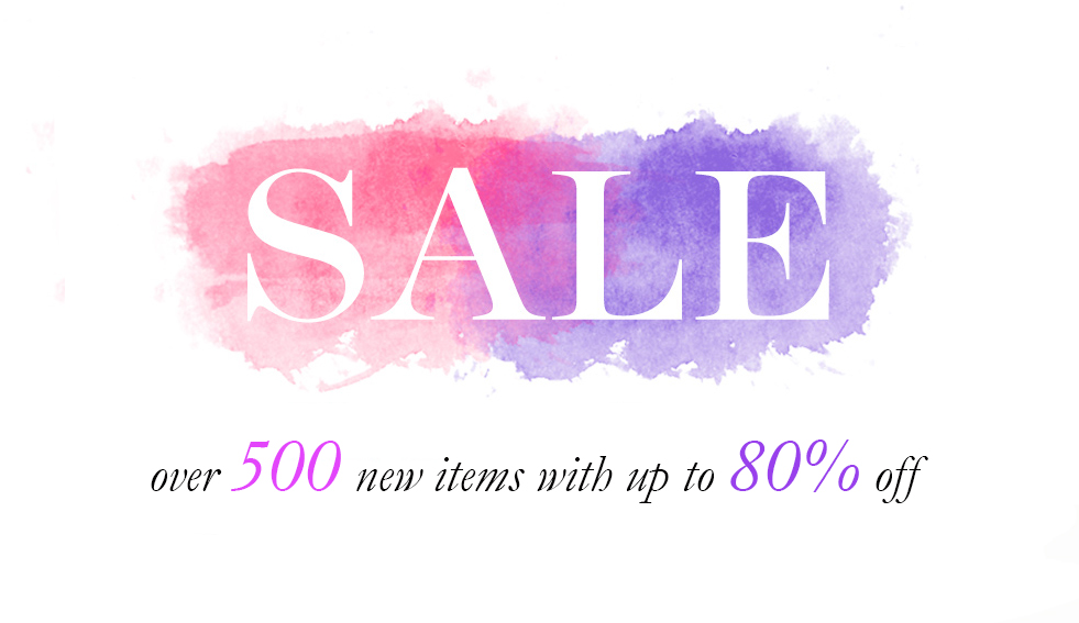 New in Sale!